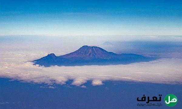 ما اسم اعلى جبل في افريقيا