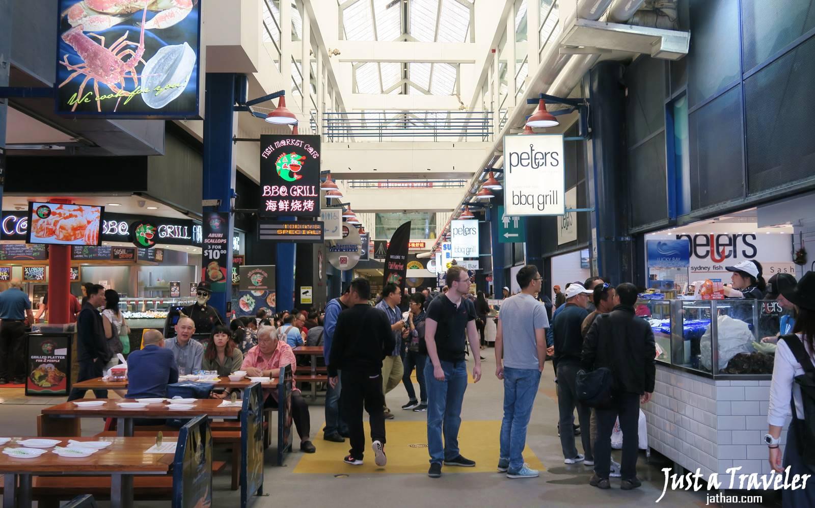 雪梨-雪梨景點-市區-推薦-雪梨必玩景點-雪梨必遊景點-雪梨魚市場-雪梨旅遊景點-雪梨自由行景點-悉尼景點-澳洲-Sydney-Tourist-Attraction-Fish-Market-Travel-Australia