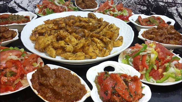 أشهر الأطباق و أكثرها رواجا في الوطن العربي!