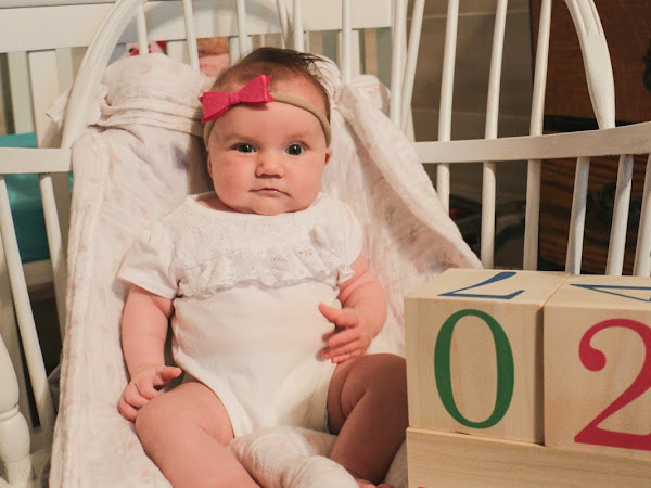 Two Months of Rowan Christine