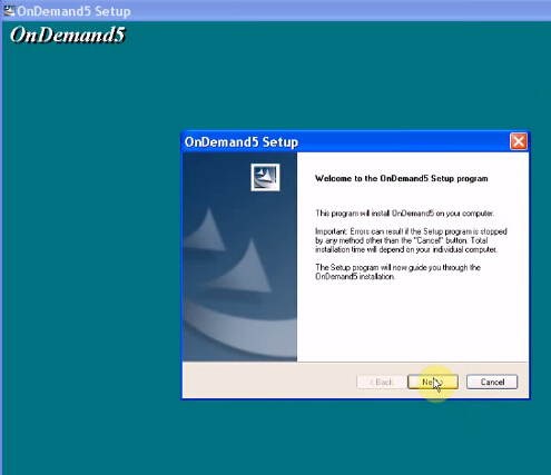install-OnDemand-v5.8.2-on-XP-11
