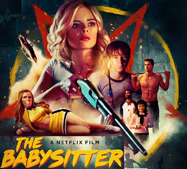 THE BABYSITTER 2017 - LA NIÑERA 2017 - НЯНЯ 2017 ONLINE