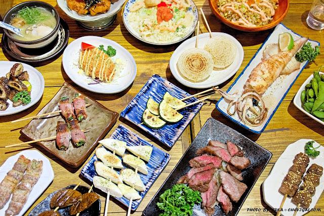 MG 9564 - 熱血採訪│小立野串燒酒場忠明店,台中最嗨最歡樂的居酒屋,超過百種串燒飲品任你選!