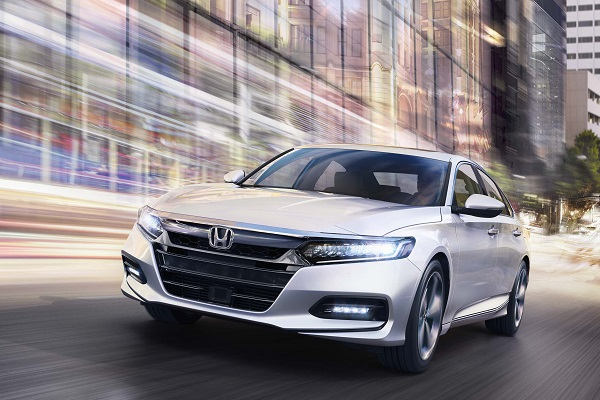 Honda Accord (2019)