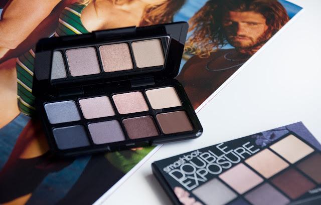eyeshadow palette Smashbox Double Exposure Mini