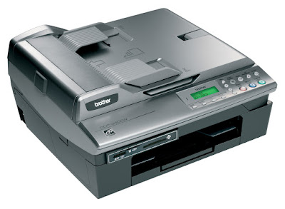 Brother DCP-340CW Driver Downloads