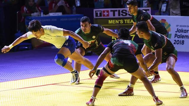 Você conhece Kabaddi? O esporte ancestral que virou profissional!