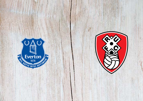 Everton vs Rotherham United -Highlights 09 January 2021