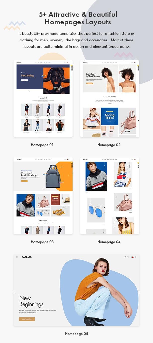 Stunning PrestaShop Clothing Theme