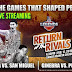 "LIVE STREAMING LIST: Ginebra vs Purefoods (Manila Clasico) ""Return of the Rivals"""