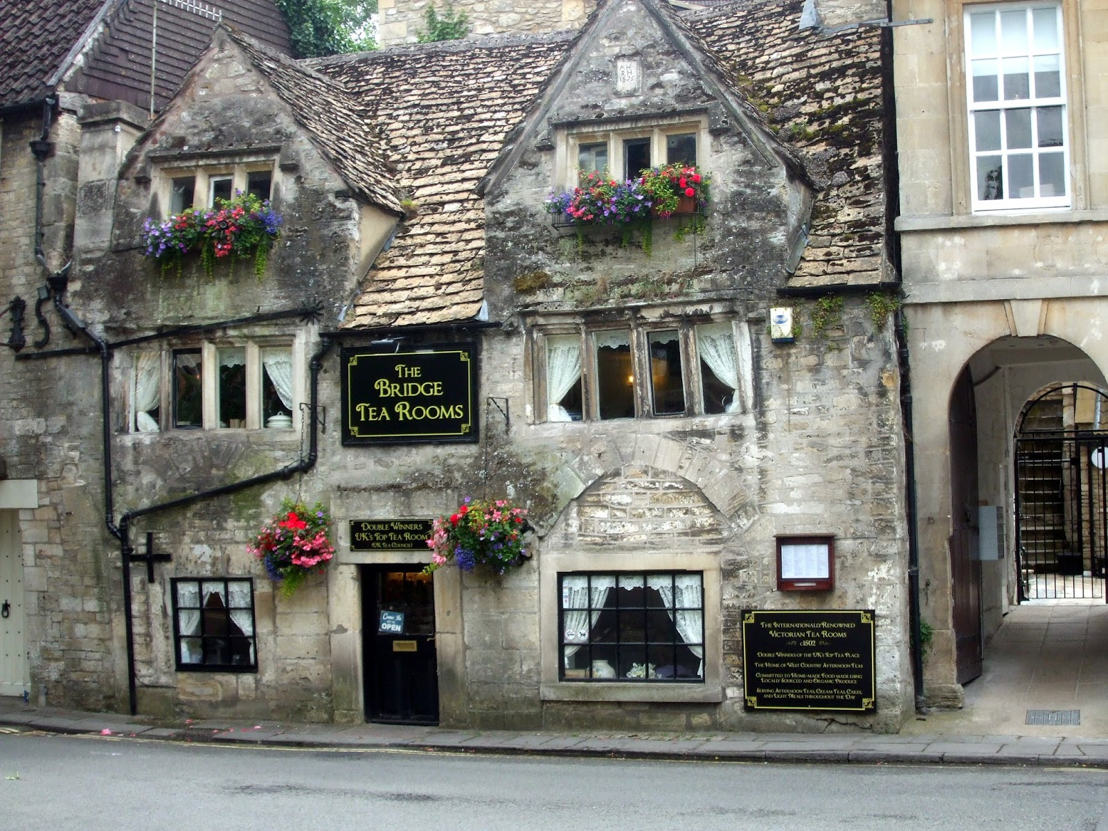 The Tea Rooms Bradford On Avon