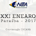 XXI ENEArq tem concurso para escolher a marca oficial