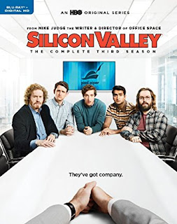 GIVEAWAY - Silicon Valley: The Complete Third Season, on Blu-ray {ends 3/31}