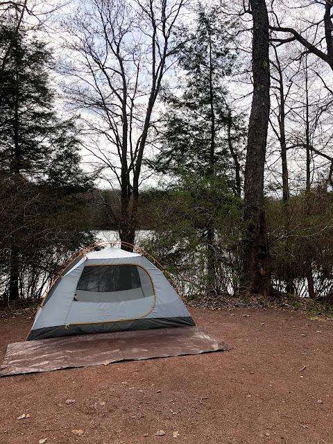 ricketts glen camping