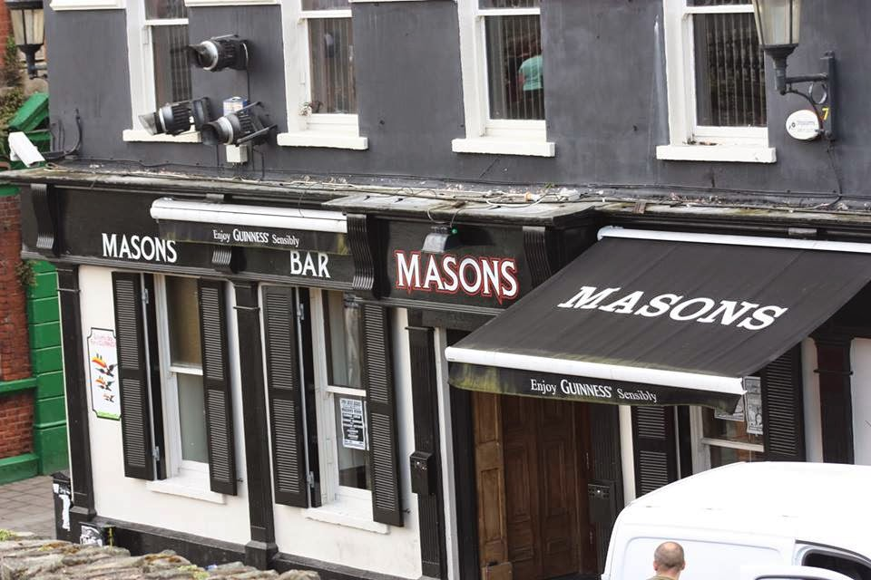 MASONS BAR (Derry)