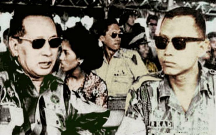 Menilik Kembali 'Gebrakan' Soeharto-Sarwo Edhie Melibas PKI