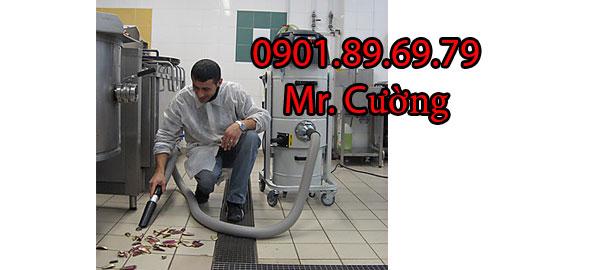 máy hút bụi công nghiệp