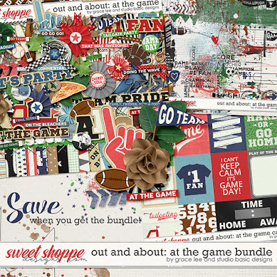Out and About: At the Game Bundle