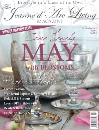 Jean d'Arc living magazine