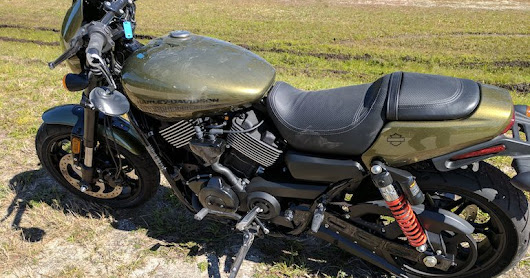 What it's Like to Crash a Motorcycle