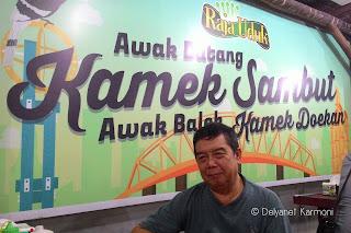 RM Raja Uduk Teuku Umar Pontianak