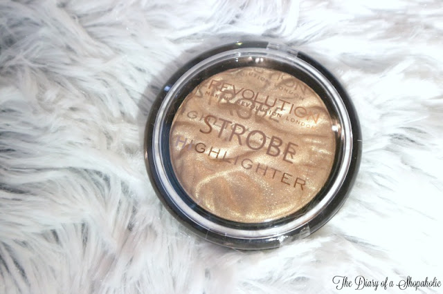 Revolution strobe highlighter