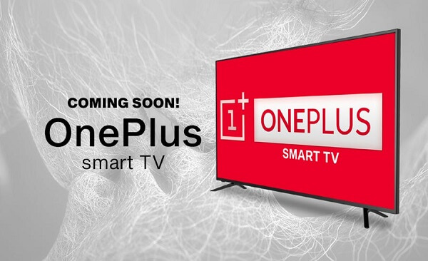 OnePlus TV is Going To be Launched by The End of 2019