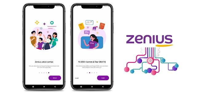 Dengan Download Aplikasi Zenius, kamu bisa mengasah kemampuan otakmu agar semaki tajam