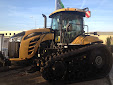 Challenger MT775E & Väderstad TopDown implement