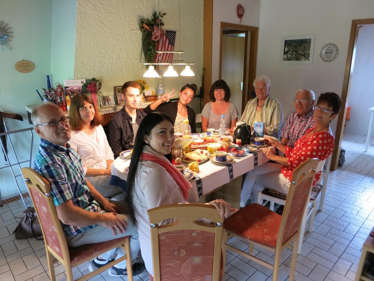 Unser Leben In Den Usa Deutschlandurlaub Teil 4 Der 80