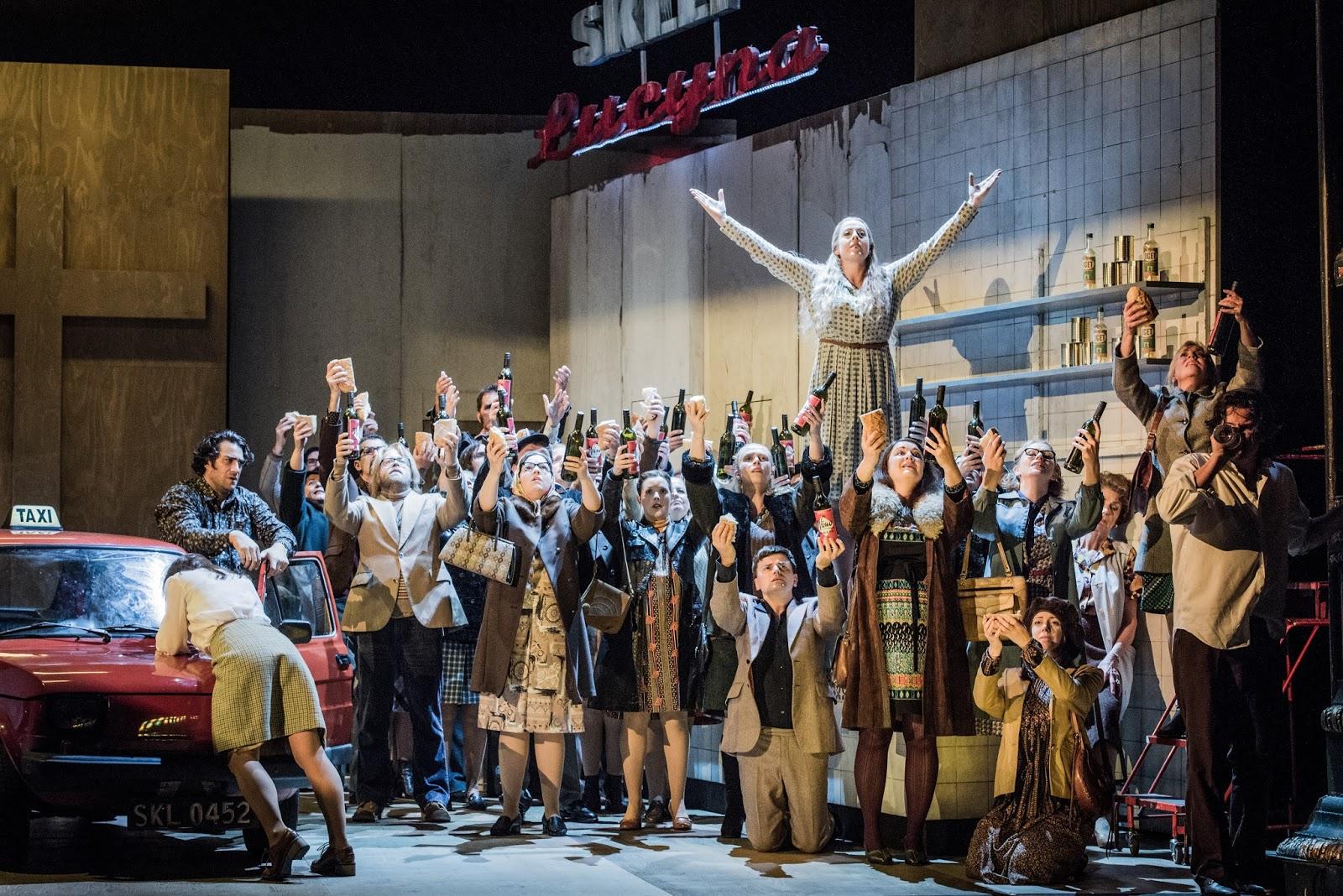 Planet Hugill: Opera North's Little Greats: Cav & Pag