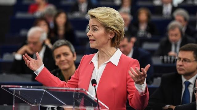 Ανέκδοτο: Ευρωπαϊκή πολιτική απέναντι στον σουλτάνο Ερντογάν
