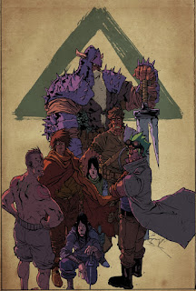 Delta Graphic Novel