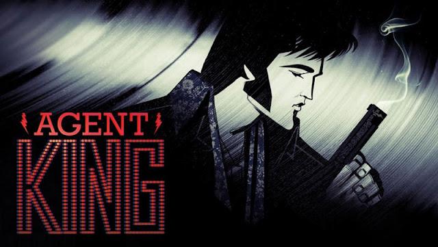 Elvis Presley será un agente secreto en la serie de animación 'Agent King' de Netflix