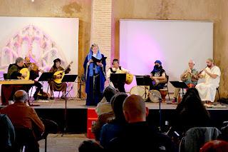 Concert Menestrils CIMM Centre Internacional de Música Medieval de la Valldigna