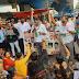 भिवंडीत ओबीसी आरक्षणासाठी भाजपचे चक्का जाम आंदोलन..