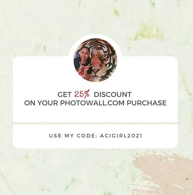 Photowall Discount Code