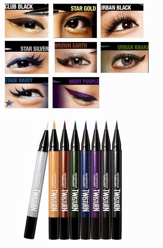 61fa1aa0af7 The Shine and Sparkle Report: A Beauty Blog: Best Long Wearing Eyeliner for  Monolids/Hooded Eyes