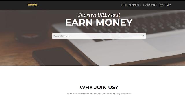 Membuat Shortlink Seperti Adf.ly atau shorte.st