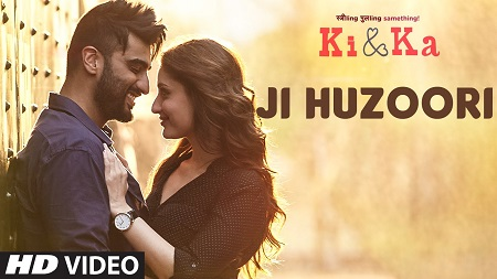 JI HUZOORI KI & KA Latest Hindi Video Songs 2016 Arjun Kapoor and Kareena Kapoor