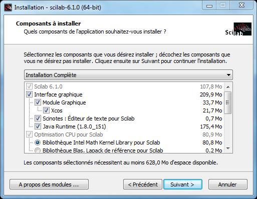 Scilab - Install
