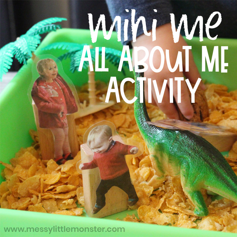 Mini Me All About Me Activity Small World Play