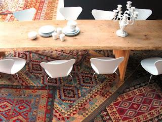 Las alfombras son feng shui