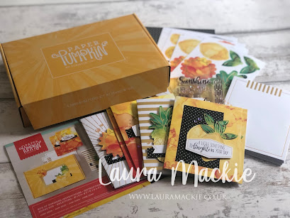 Stampin' Up! Paper Pumpkin in the UK