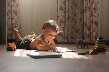 قراءة القصص القصيرة وبناء الذكاء اللحظي للأطفال