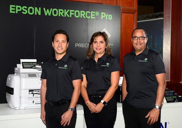 Empresas ecuatorianas obtendrán grandes beneficios  con las nuevas impresoras corporativas de Epson