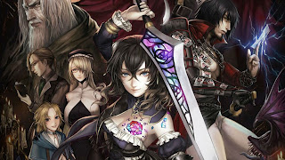 Bloodstained ritual of the night mobile