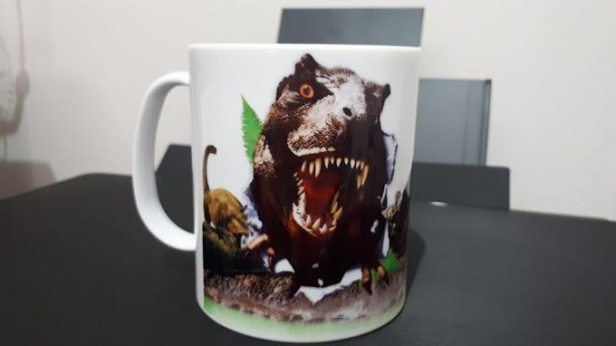 Caneca Dinossauros
