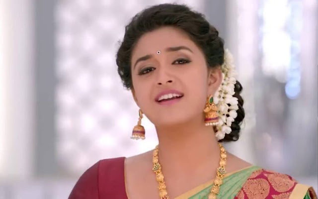 Keerthi Suresh New images