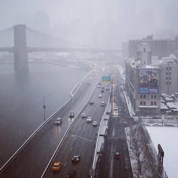 Manhattan Bridge NYC, New York City